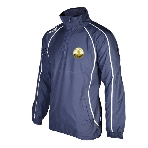 Picture of Elm Mount FC Qtr Zip Jacket Navy-Navy-White