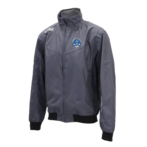 Picture of Silvermines FC Bective Rain Jacket Gunmetal Grey