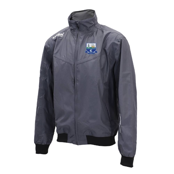 Picture of Waterford Camogie Bective Rain Jacket Gunmetal Grey