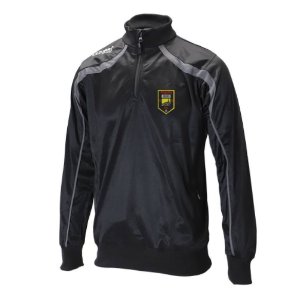 Picture of MOGEELY FC TRACKSUIT TOP Black-Slate Grey