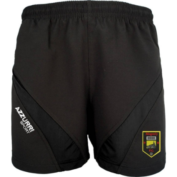 Picture of MOGEELY FC GYM SHORTS Black-Black