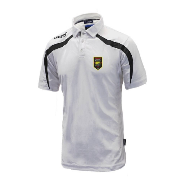 Picture of MOGEELY FC Classic Poloshirt White-Black