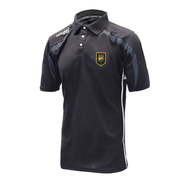 Picture of MOGEELY FC Classic Poloshirt Black-Grey-White