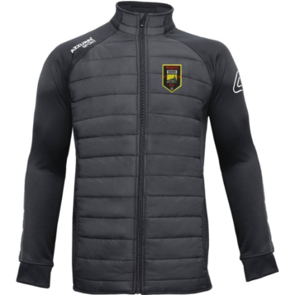 Picture of MOGEELY FC PADDED JACKET Black-Black