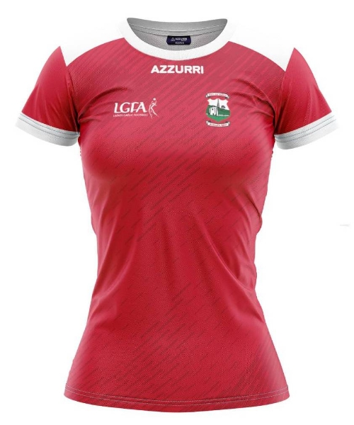 Picture of Aghamore LGFA Training Jersey - Kids Custom