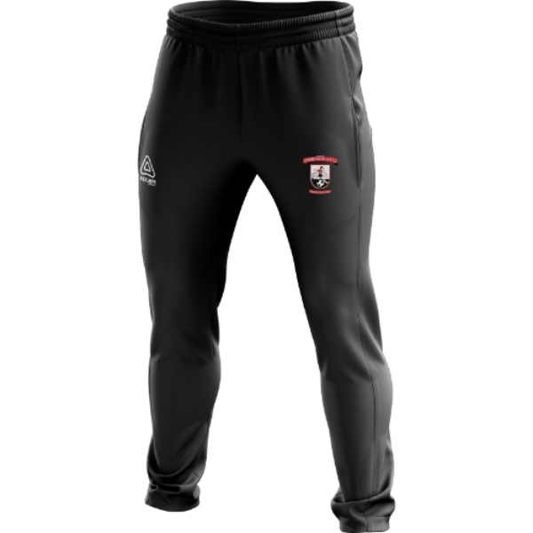 Picture of Abbeyside AFC Adult Skinny Ends Black