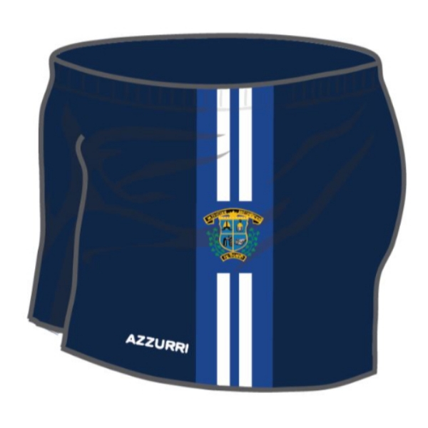 Picture of Patrician Presentation Playing Shorts Custom