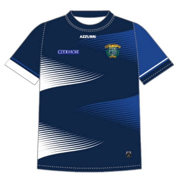 Picture of Patrician Presentation Kids Training Jersey Custom