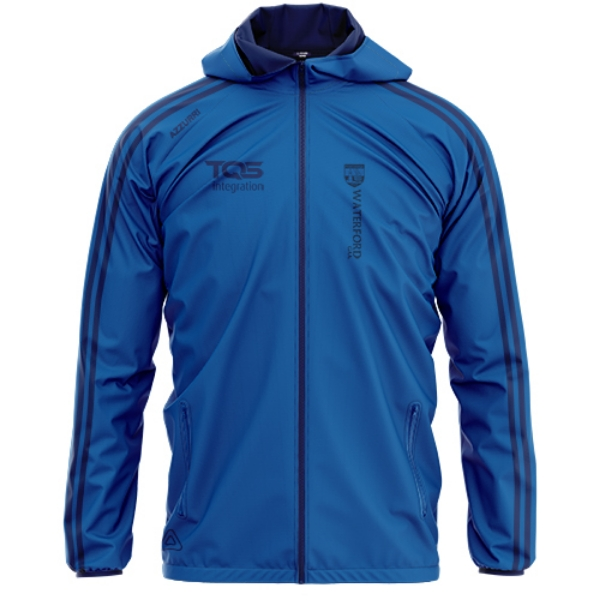 Picture of Waterford GAA Rain Jacket Royal-Navy