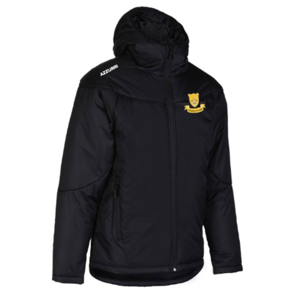 Picture of CLONTIBRET GAA Thermal Jacket Black