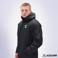Picture of St Ultans GAA Contoured Thermal Jacket Black
