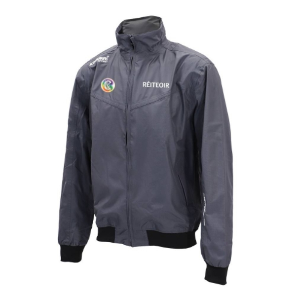 Picture of Camogie Referee Bective Rain Jacket Gunmetal Grey