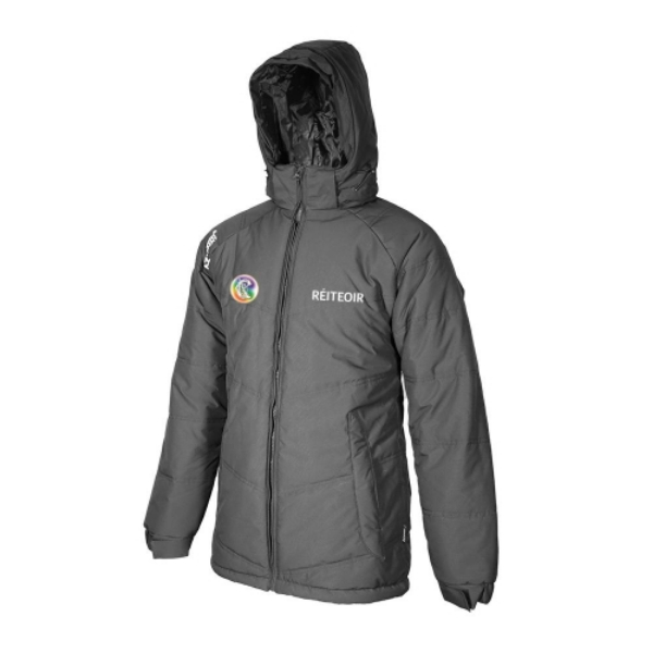 Picture of Camogie Referee Typhoon Jacket Black
