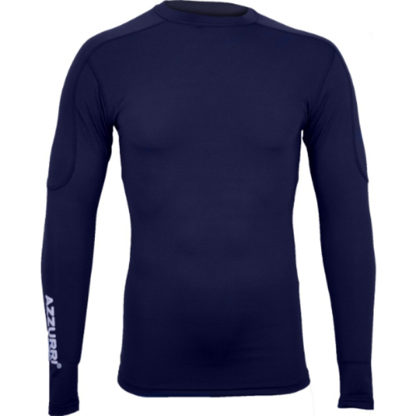 Picture of Camogie Referee Navy Base Layer Top Navy