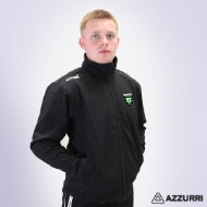 Picture of St Ultans GAA Soft Shell Fleece Kids Black