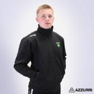 Picture of St Ultans GAA Soft Shell Fleece Black