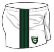 Picture of St Ultans GAA Kids Playing Shorts Custom