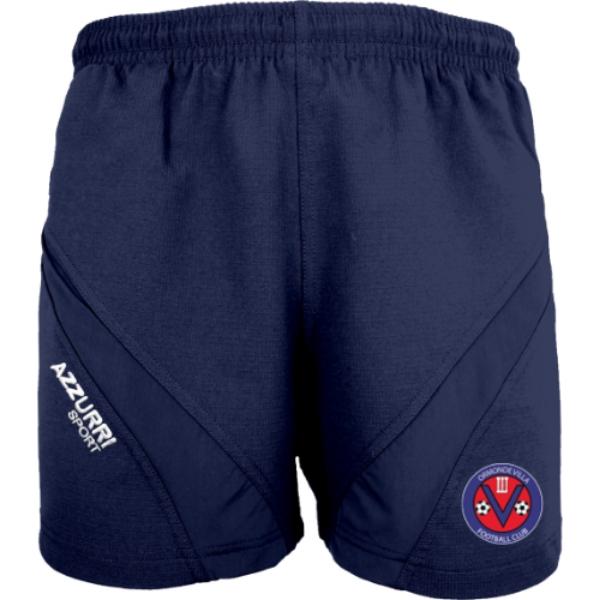 Picture of Ormonde Villa FC Gym Shorts Navy-Navy