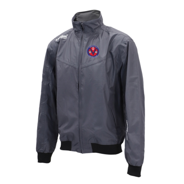 Picture of Ormonde Villa FC Bective Rain Jacket Gunmetal Grey