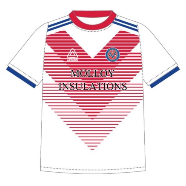 Picture of Ormonde Villa FC Goalie Jersey Kids Custom