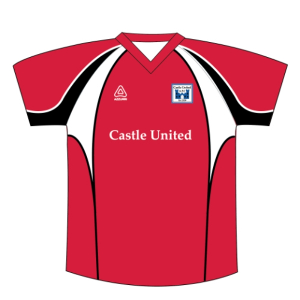 Picture of Castle United Away Jersey Custom