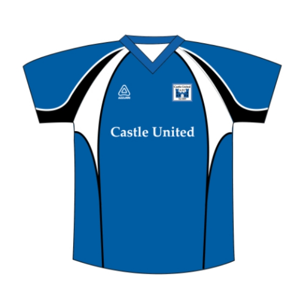 Picture of Castle United Kids Home Jersey Custom