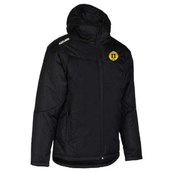 Picture of Stockholm Gaels Contoured Thermal Jacket Black