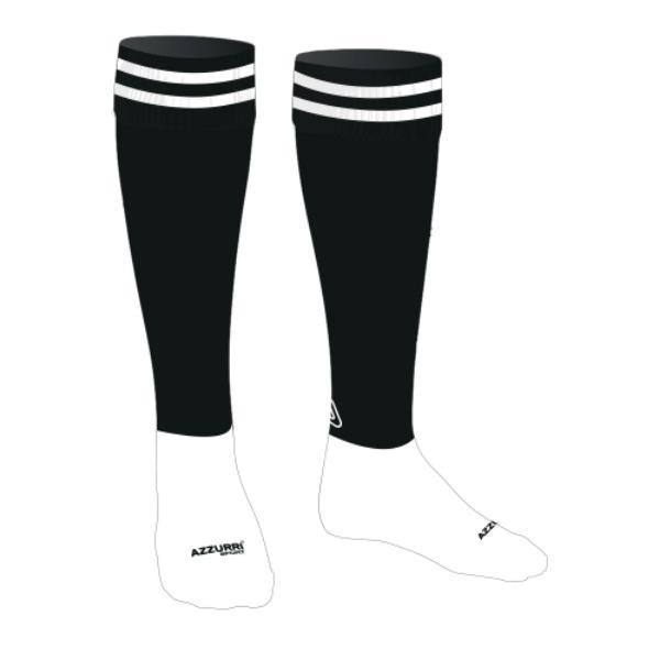 Picture of Full Socks Kids Black-White