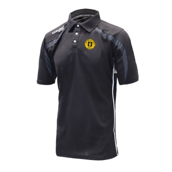 Picture of Stockholm Gaels Classic Poloshirt Black-Grey-White