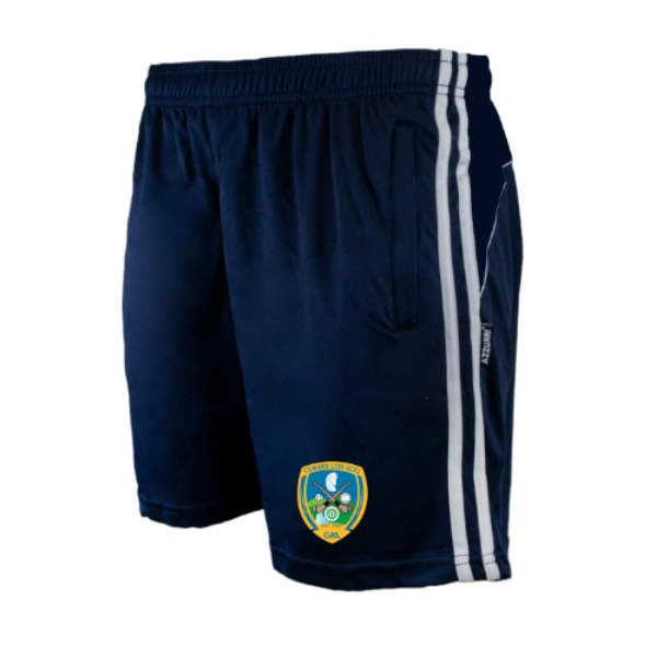 Picture of Lisgoold LGFA Brooklyn Leisure Shorts Navy-Navy-White