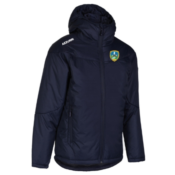 Picture of Lisgoogld LGFA Thermal Jacket Navy