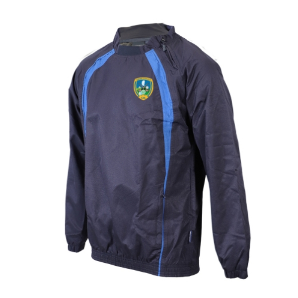 Picture of Lisgoold LGFA Side Zip Rugger Navy-Royal