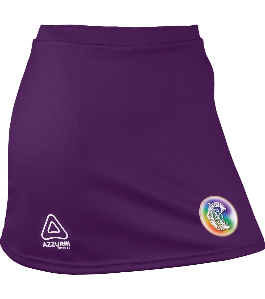 Picture of Camogie Referee Camogie Skort Purple