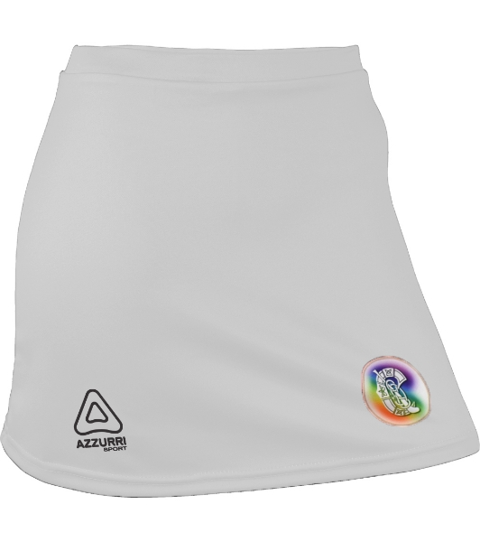 Picture of Camogie Referee Camogie Skort White