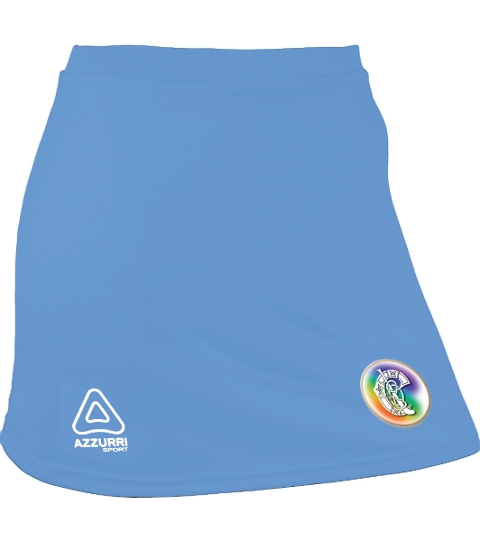 Picture of Camogie Referee Camogie Skort Sky