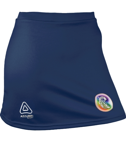 Picture of Camogie Referee Camogie Skort Royal