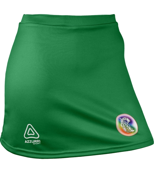 Picture of Camogie Referee Camogie Skort Emerald