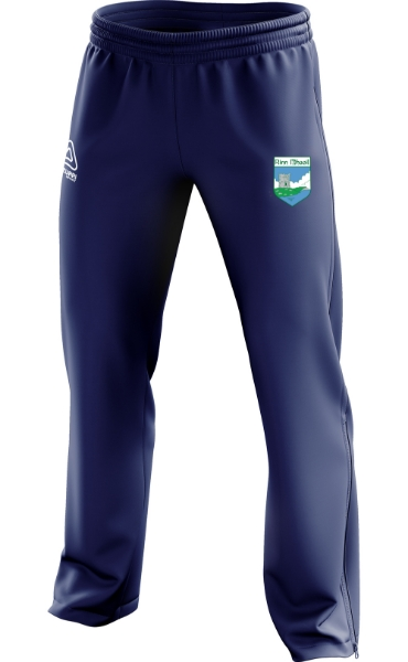 Picture of Renvyle GAA Tracksuit Ends Navy
