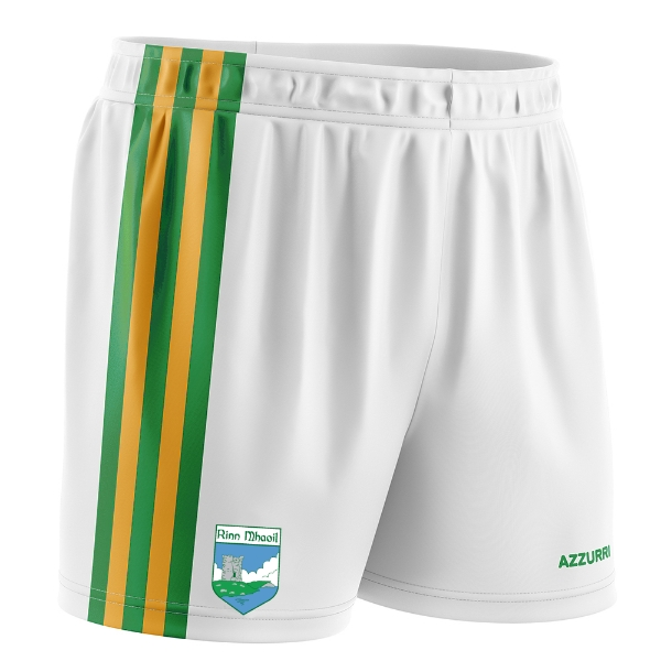 Picture of Renvyle GAA Kids Playing Shorts Custom