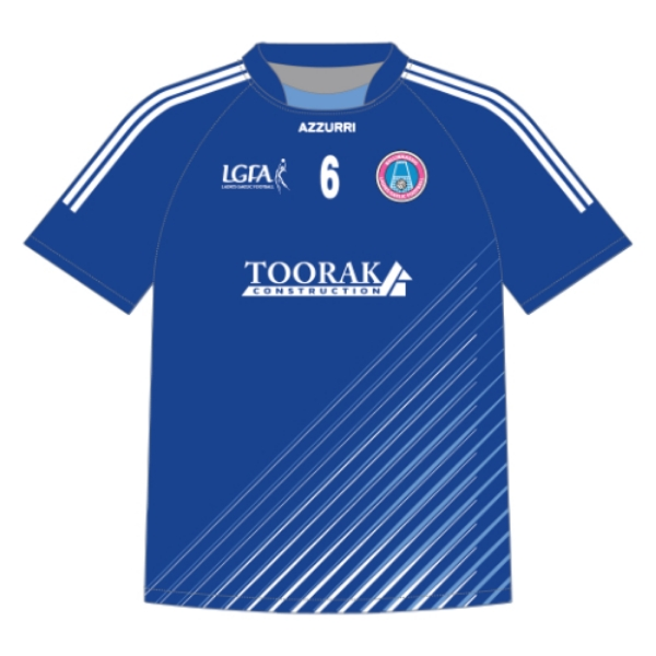 Picture of Ballinhassig LGFA Senior Home Outfield Jersey Custom