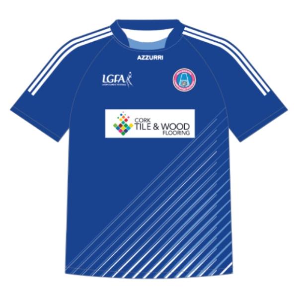 Picture of Ballinhassig LGFA Junior Outfield Jerseys Custom