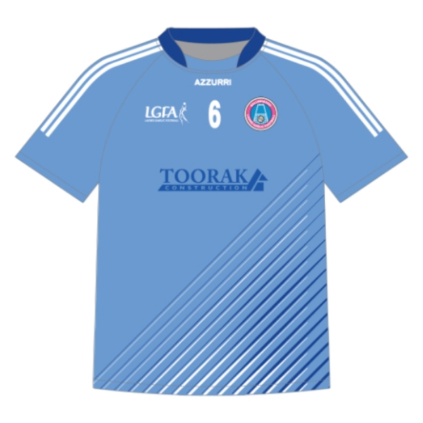Picture of Ballinhassig LGFA Senior Outfield Away Jersey Custom
