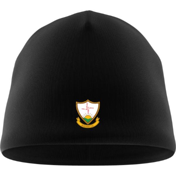Picture of Suncroft AC Beanie Hat Black
