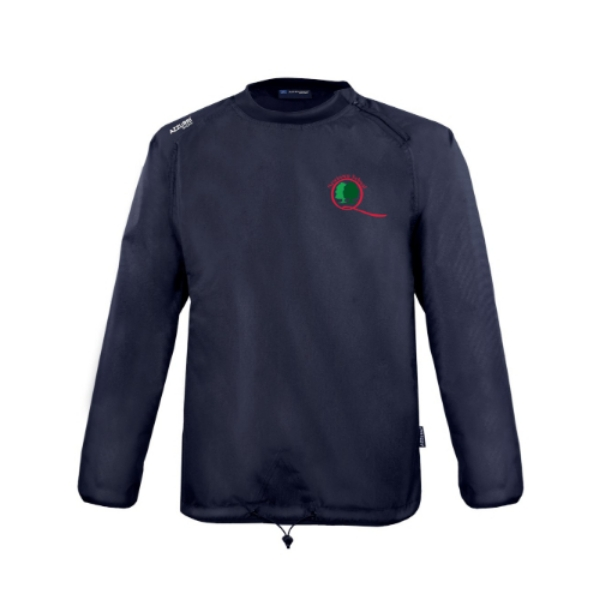 Picture of Newtown Secondary School Rugger Windcheater Navy