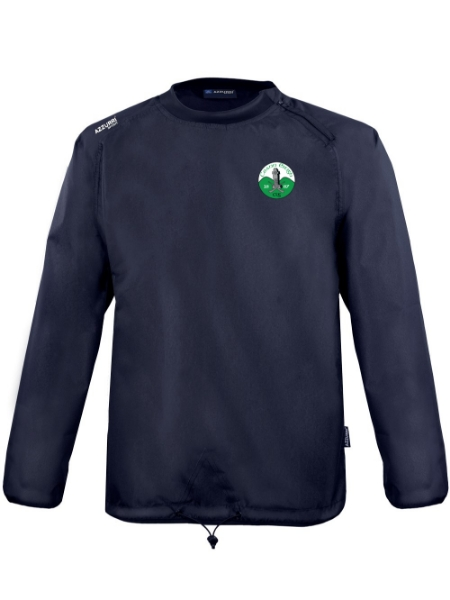 Picture of Kinnity Camogie Club Rugger Windcheater Navy