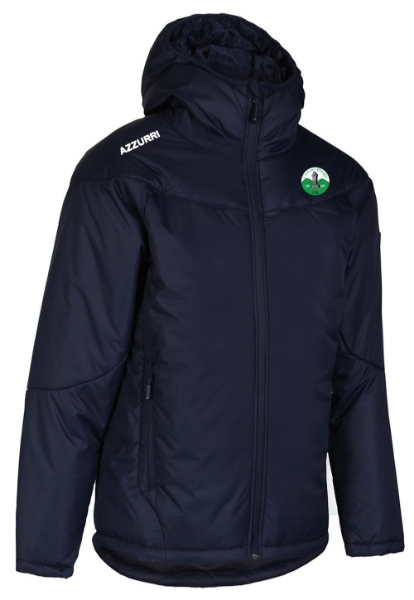 Picture of Kinnity Camogie Club Thermal Jacket Navy