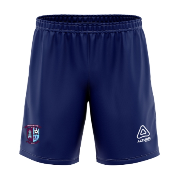 Picture of Youghal United FC Kids Shorts Custom